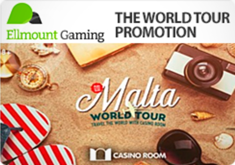 Win the Trip of a Lifetime With World Tour Promotion