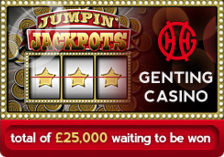 Jumpin' Jackpots at the Genting Casino