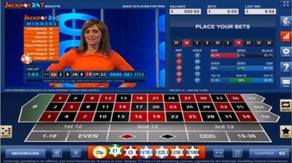 Jackpot 247 Casino