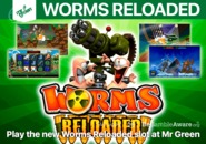 Play the new Worms Reloaded slot at Mr Green