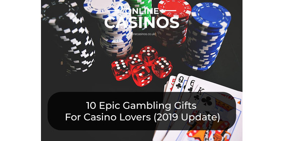 10 Epic Gambling Gifts For Casino Lovers (2020 Update)
