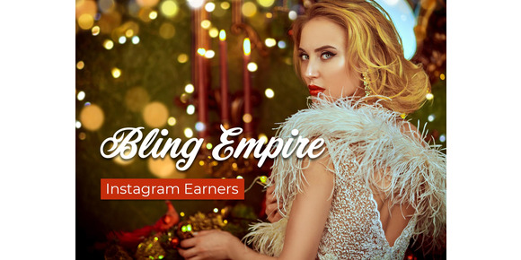 Bling Empire - Instagram Earners