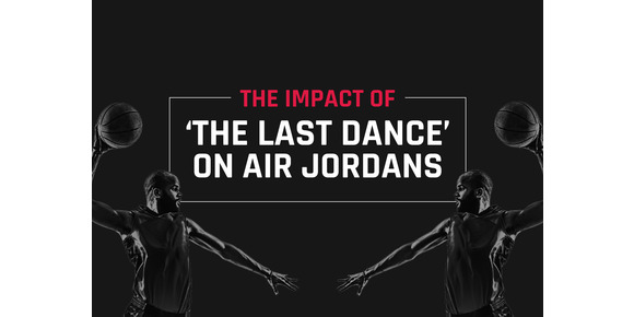 The Impact of The Last Dance on Nike's Air Jordans