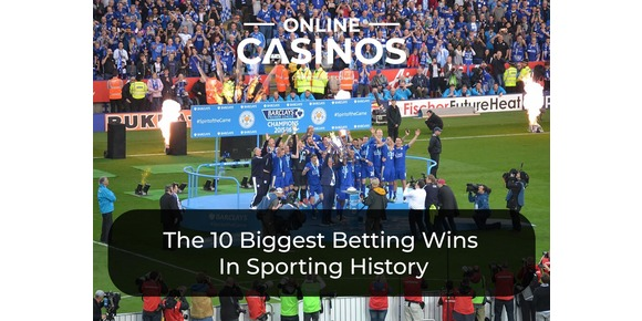 10 Biggest Betting Wins: The Longest Odds To Have Ever Paid Off