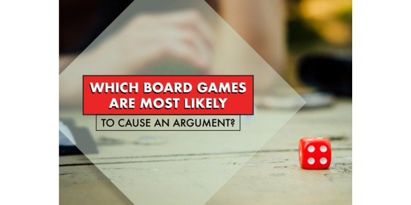 Board Game Bust Ups: the tabletop games most likely to cause household conflict