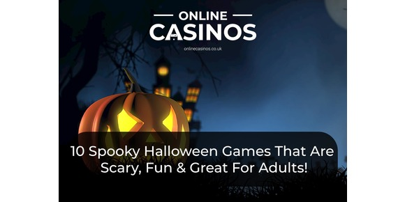 10 Spooky Halloween Games That Are Scary, Fun & Great For Adults!