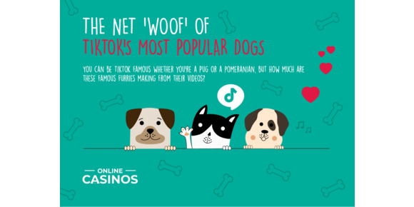 The Net 'Woof' of TikTok's Most Popular Pups