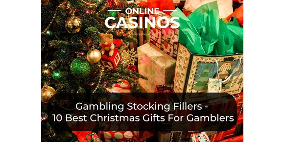 Gambling Stocking Fillers - 10 Best Christmas Gifts For Gamblers