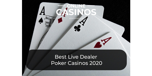 Best Live Dealer Poker Sites 2020