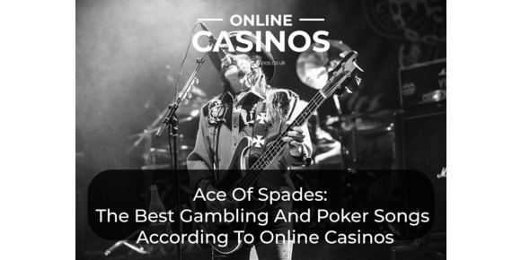 Ace Of Spades: The Best Gambling And Poker Songs According To Online Casinos
