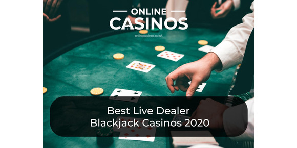 Best Live Dealer Blackjack Casinos 2020