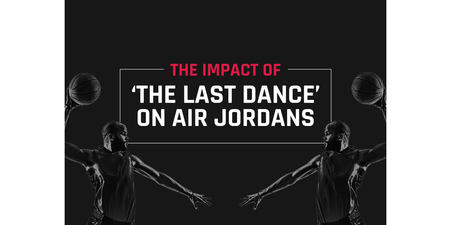 Impact of The Last Dance on Air Jordans