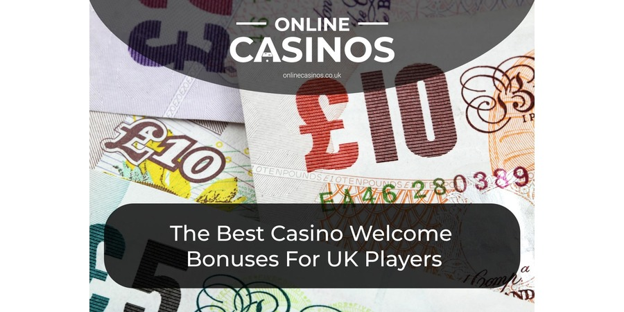 A welcome bonus from a casino gives you a chance to double or quadruple your first deposit