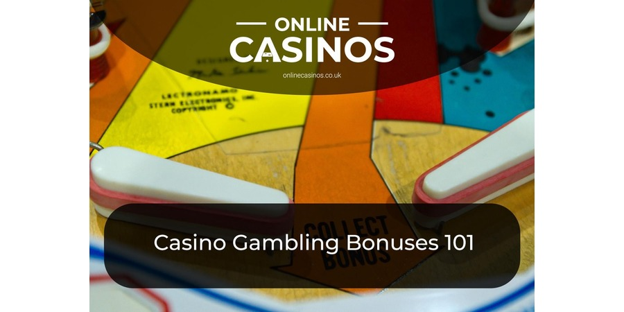Free casino gambling bonuses are a great way of getting more for your money when you signup to an online casino