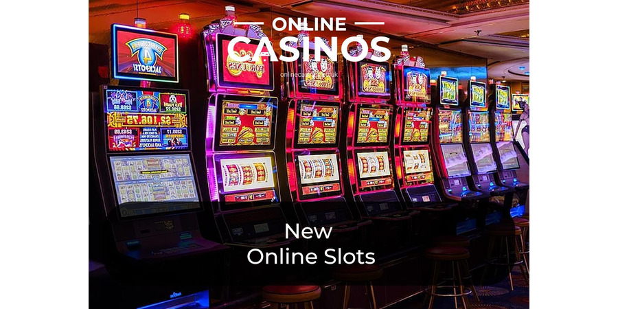 You won't find eight empty slots machines at the top new slots sites
