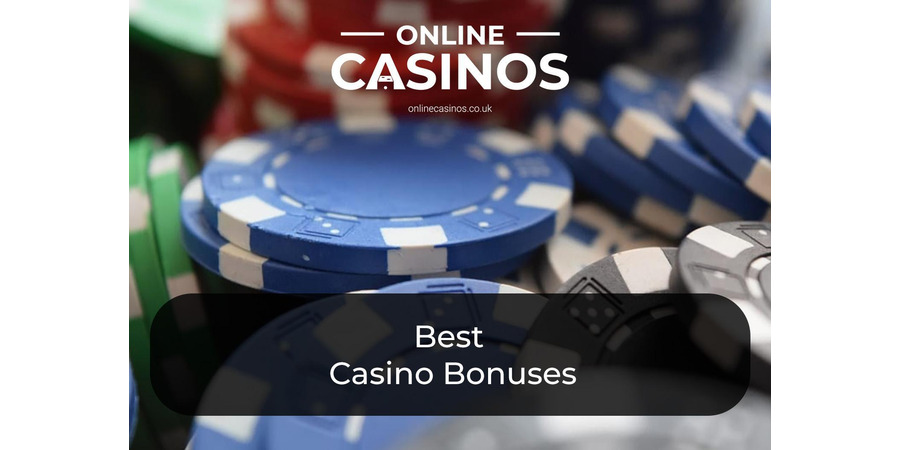 The best casino bonuses give you plenty of casino chips to use on your favourite casino games