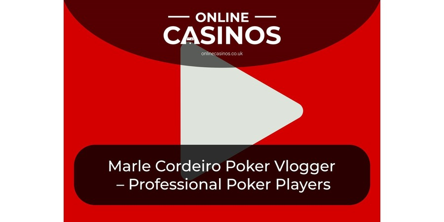 Marle Cordeiro is a popular & controversial poker player
