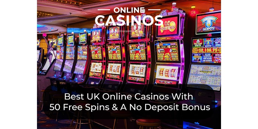 50 Free Spins No Deposit List Of Casinos With 50 Free Spins