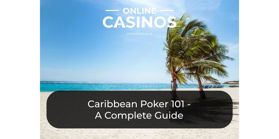 Caribbean poker is simple to learn and easy to play