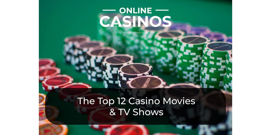 Casino films and TV shows are hugely popular
