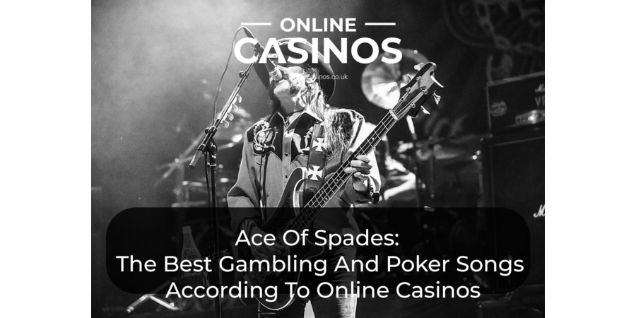 Ace of Spades is a great gambling and poker song