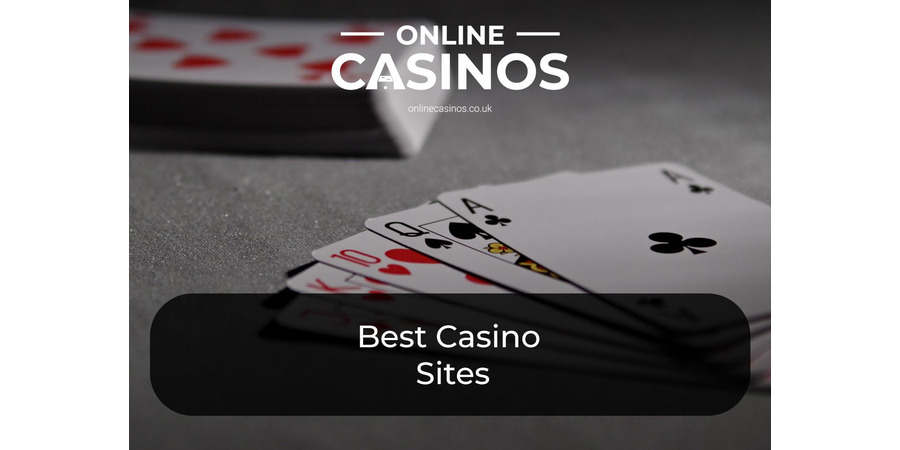 Getting a straight at one of the top casino sites could give you a winning poker hand