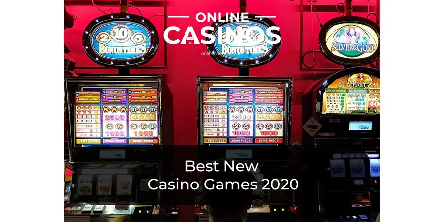 Three great slot machine casino games that are perfect trying out your gambling skills