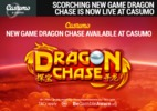 New game Dragon Chase available at Casumo