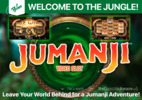 Leave Your World Behind for a Jumanji Adventure