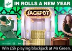 Win £5k playing blackjack at Mr Green