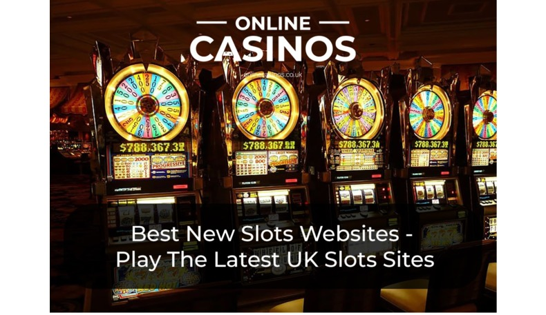 New slot sites have more than five lot machines