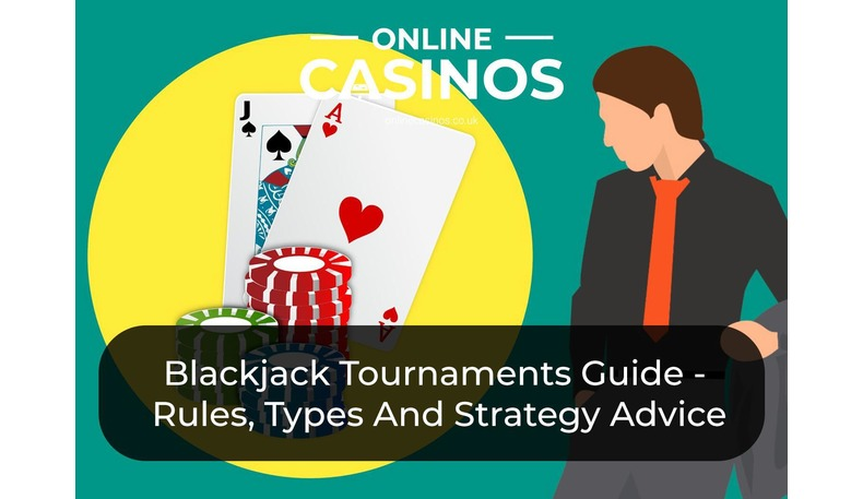 Tournament blackjack is one of the most fun ways of playing blackjack