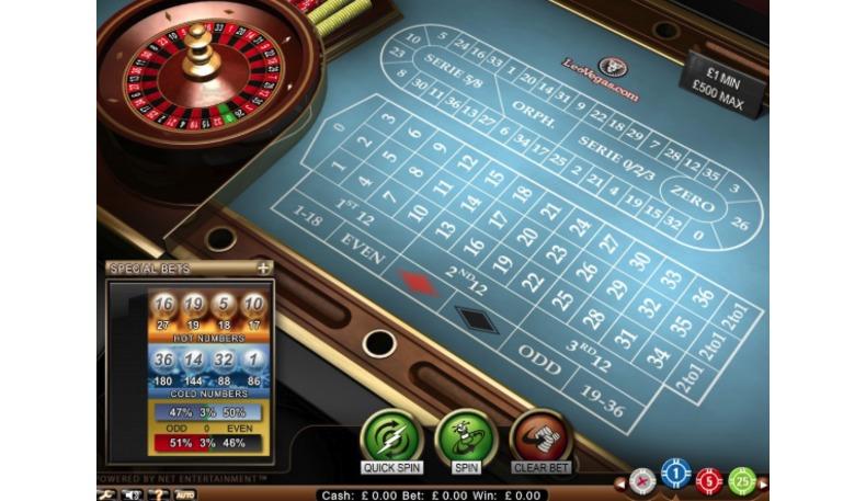 Online Casino Leovegas